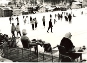 Ice rink in byegone days