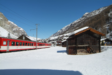 Matterhorn Gotthard Bahn