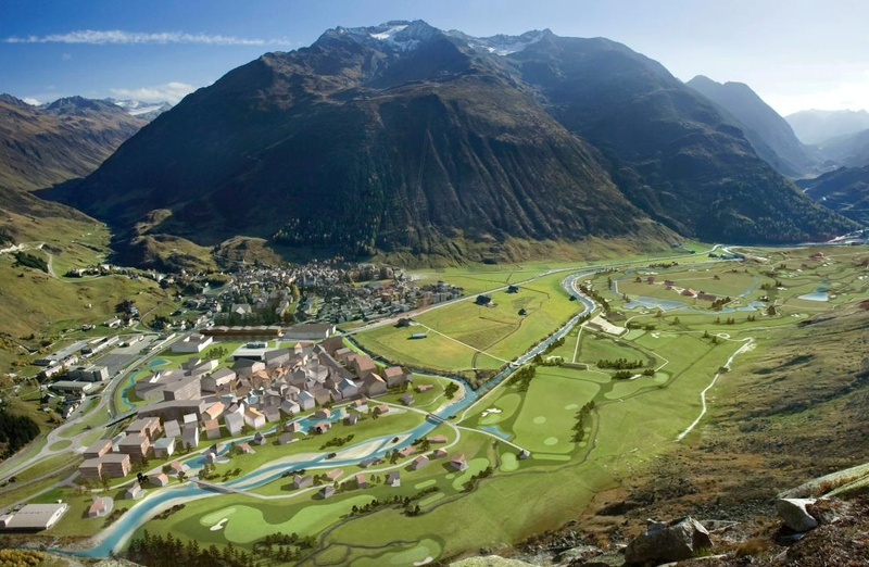 Andermatt Switzerland  city photo : Neues Tourismusresort Andermatt Andermatt de Medien Medien ...