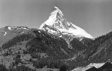 Zermatt in summer