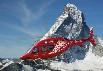 The new helicopter Bell 429