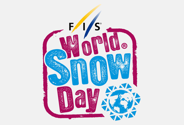 FIS World Snow Day Logo.