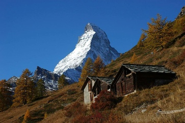 Zermatt in autumn – a feast for the eyes