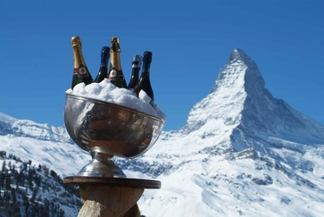 Having garnered 293 points, Zermatt is the village with the most GaultMillau points in Switzerland!
