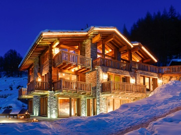 Chalet Les Anges, Elysian Collection, Zermatt.