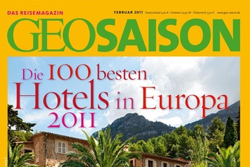 Zermatt: Hotel Cervo and the Monte Rosa Hut have made it into the 100 best hotels in Europe in the GeoSaison rankings.