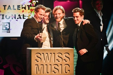 "Hecht has been awarded the Swiss Music Award on March 1st in the category ""Best Talent"". The group will be performing at the Zermatt Unplugged 2013 and has been part of the festival already in 2012."