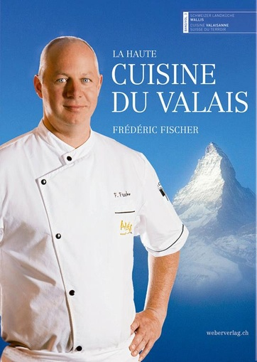 Frédéric Fischer has been cooking at the Hotel Alex for 15 years