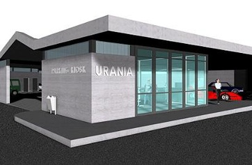 Welcome-Terminal Urania