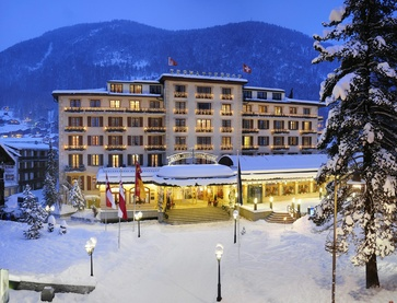 The Zermatterhof is putting on a wide range of activities at the turn of the year.