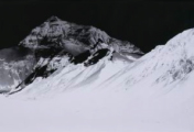 Shi Guorui, The Everest, Himalayas, 127 x 385cm, 10 November 2005