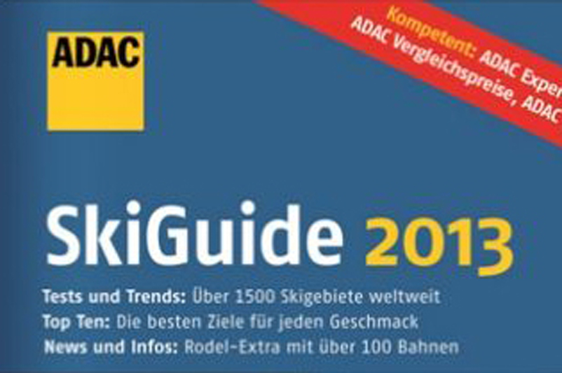 ADAC SkiGuide 2013