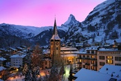 Zermatt came out tops in trivago.de's rating of most popular skiing hotels in Europe.