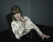 Performing against the backdrop of the Matterhorn will be Marianne Faithfull, the iconic star of the past few decades © Patrick Swirc