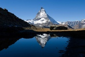 Das Matterhorn, der Berg der Berge. Die Abstimmung luft noch bis 11.11.2011