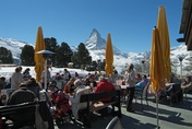 Zermatt in spring – pure snow sport fun.