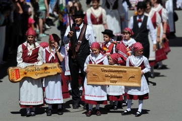 Folklore Festival Zermatt