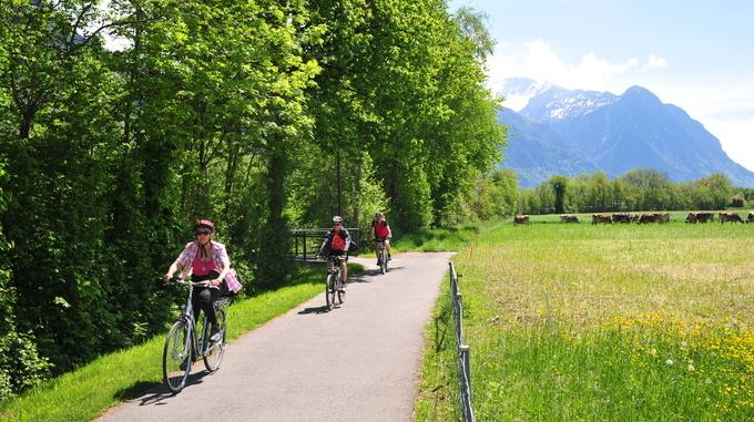 Radfahren in LIechtenstein