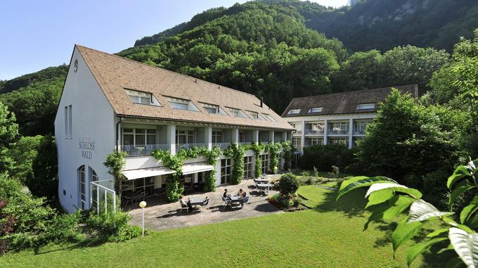 Hotel Schlosswald - Liechtenstein