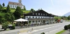 Das Hotel Deutscher Rhein