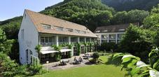 Das Hotel Schlosswald in Triesen