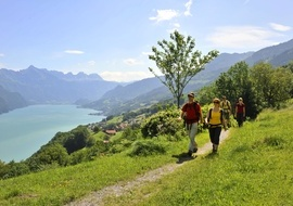 Wandern Walensee