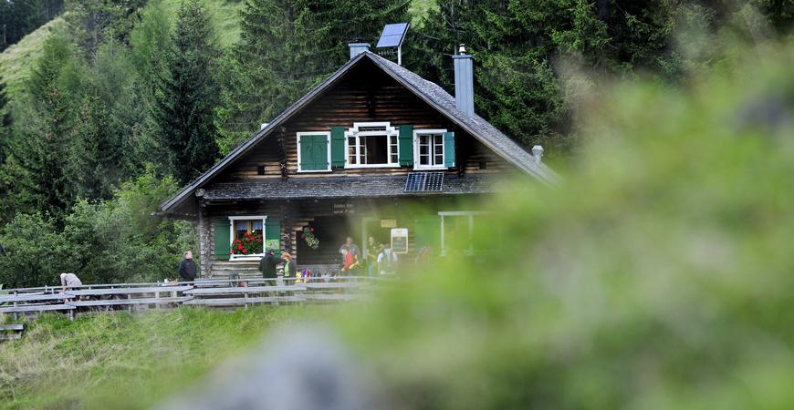 Pfälzerhütte