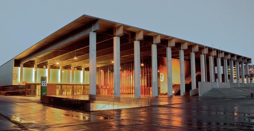 Olma Halle St.Gallen