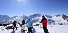 Skiing Malbun