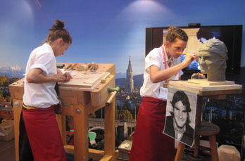 Woodcarving School Brienz