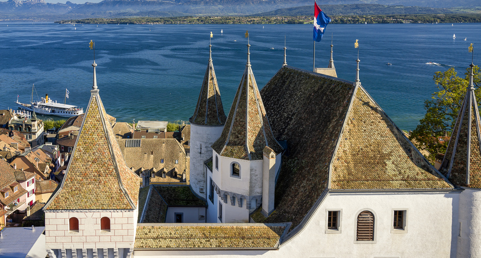 Schloss von Nyon