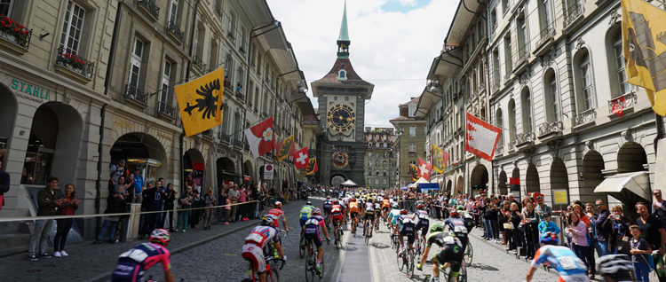 Tour de France in Bern