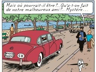 @Hergé-Moulinsart 2011