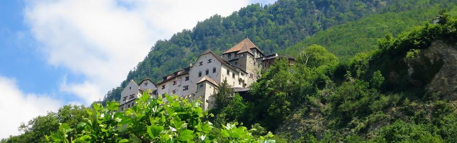 Hindernisfreier Weg Vaduz