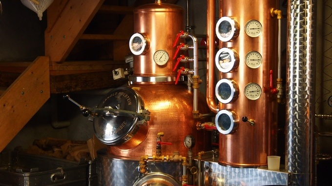 Telser Distillery