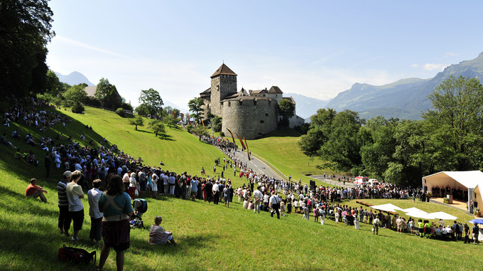 National holiday Liechtenstein