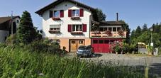 Die Frühstückspension Büchel in Schellenberg