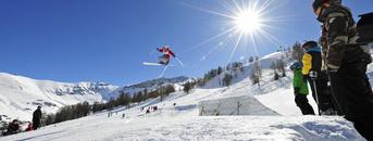 Ski fahren Malbun