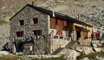 Berghütten Saas-Almagell