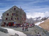 Britanniahütte Saas-Fee