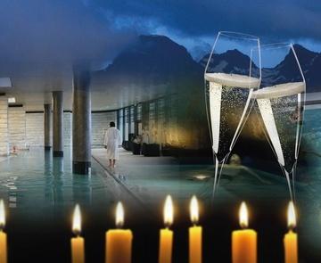 Candlelight Nachtbaden