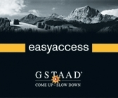 Gstaad easyaccess card