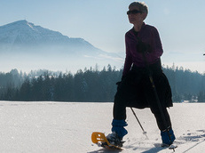 Winter sports on your own doorstep