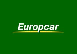 Autovermietung europcar in flums