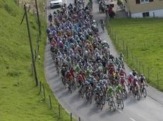 Tour de Suisse HUB Zug