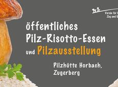 Traditionelles Pilz-Risotto für alle
