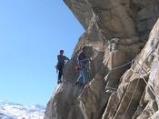 Mammut Klettersteig
