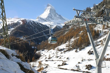 Le Matterhorn-Express