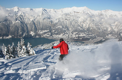 Interlaken - Sports d'hiver à la carte
