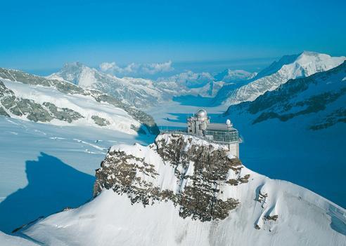 Interlaken - Jungfraujoch Pauschale